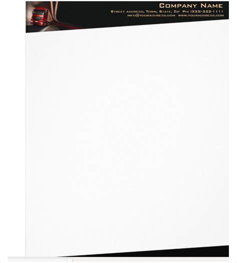 company letterhead templates word psd ai
