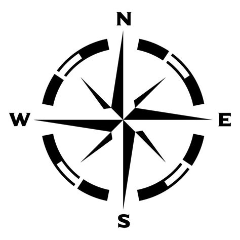 Best Small Boat Compass by Small Compass Stencil Stencil Compass