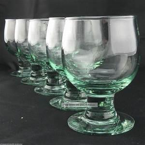 Berliner Weiße Gläser : 5 st ck vintage gr nglas gl ser berliner weisse r mer trinkglas dickwandig ~ Eleganceandgraceweddings.com Haus und Dekorationen