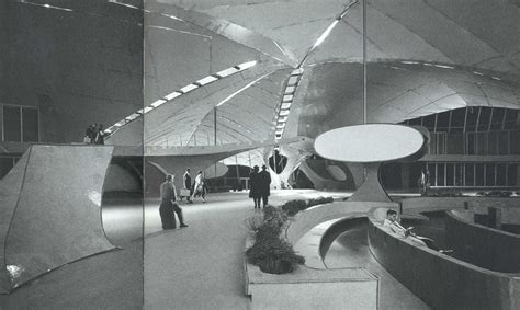 # Classic Architectures /// Model And Plans Of The Twa