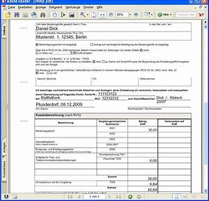 Formular Abrechnung Beratungshilfe : abrechnen in der beratungshilfe ~ Themetempest.com Abrechnung