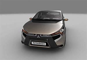 Mitsubishi: 2019-2020 Mitsubishi Lancer Concept - 2019