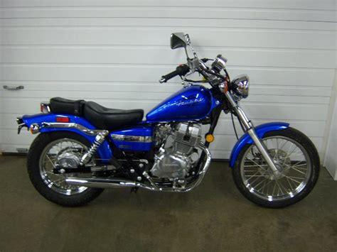 Honda Rebel 250 Blue