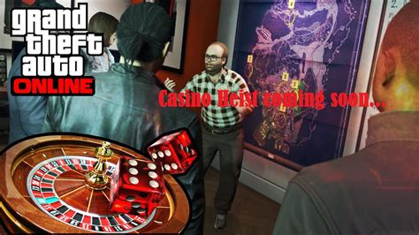 Casino Heist And Zombie Leaked Dlc Gameplay Details
