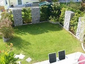 Weiße Steine Garten : sichtschutzw nde f r die terrasse selber machen ~ Lizthompson.info Haus und Dekorationen