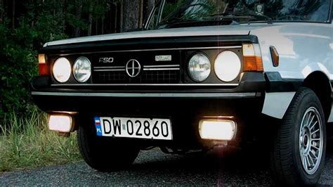 FSO Polonez 1500 LE '86 - Borewicz - Trailer - YouTube