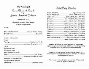 Traditional wedding program template weddings pinterest for Traditional wedding program templates