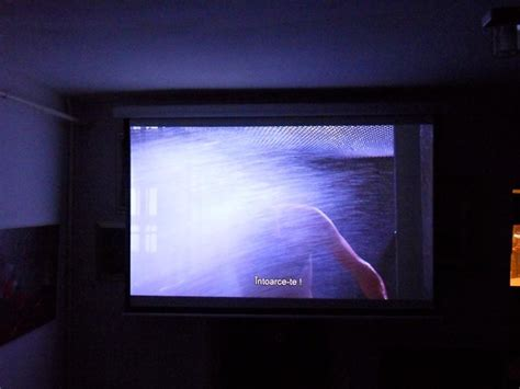 Best Home Projector Screens of 2017 The Master Switch