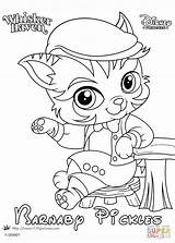Haven Whisker Coloring Pages Pets Palace Princess Tales Printable Pickles Whiskers Barnaby Disney Pet Skgaleana Colouring Mr Chow Books Activities sketch template