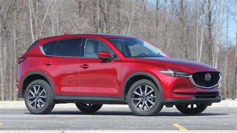 Mazda Cx 5 Ratings And Reviews by 2018 Mazda Cx 5 Review Trailing Its Own Triumph