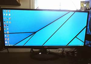 Unboxing E Primeiras Impress U00f5es  Monitor  Tv Lg 29ma73d Ultrawide Ips De 29 U0026quot