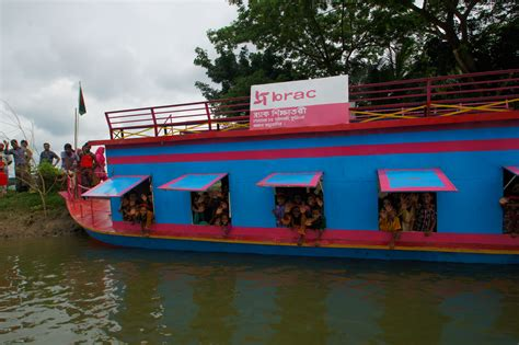 How To Make A Floating Boat For School Project by Boat Schools For Rural Children Educate A Child