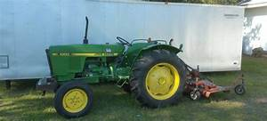 John Deere 1050 Tractor Specification  Review  Engine  Lift Capacity And Loader Guide