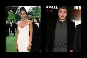 Naomi Campbell dated Robert De Niro - Naomi Campbell ...