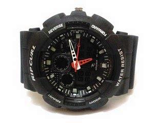 g shock ga 110 dual time black ori bm garansi 3 bulan gudangjamshop jam tangan sport