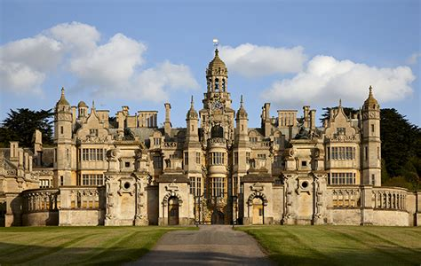 harlaxton manor lincolnshire  american evolution
