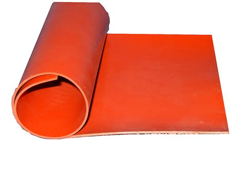 Silicone Rubber Sheeting For Hot And Cold Environments