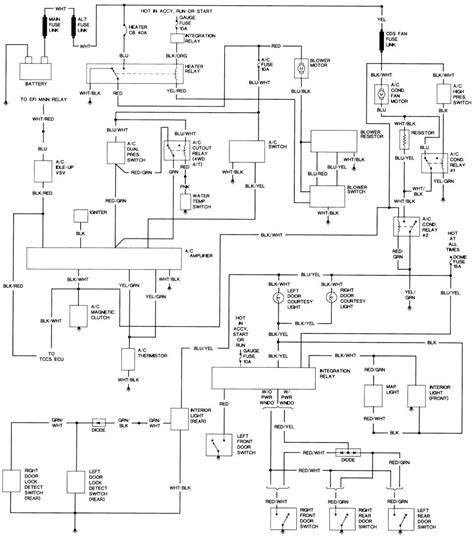 toyota hilux wiring diagram 2008 webtor me