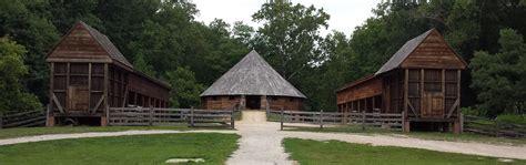 Barn Mount Vernon by 16 Sided Threshing Barn At Mt Vernon Pics4learning