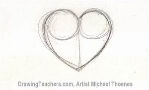 Heart With Banner Drawings | www.imgkid.com - The Image ...