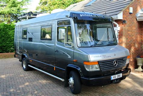 Whether you prefer short fishing trips, or transcontinental expeditions, there's a mercedes rv for you. Mercedes-Benz Motorhome, Campervan Vario in Cars, Motorcycles & Vehicles, Campers, Caravans ...