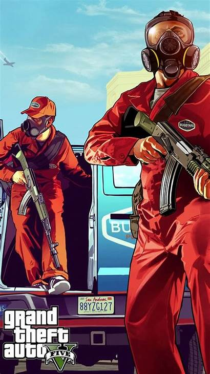 Gta Wallpapers Iphone 4k Theft Grand Backgrounds