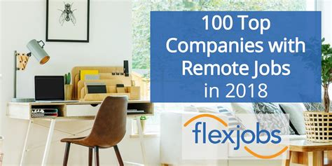 The Flexjobs 100 Top Companies With Remote Jobs