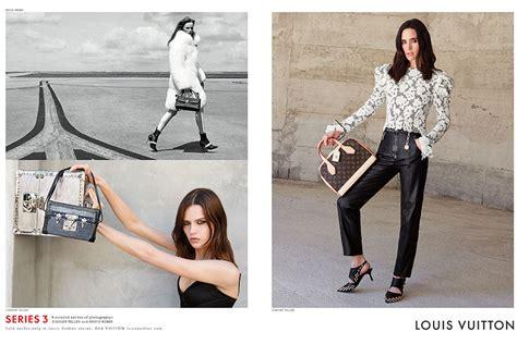 louis vuitton unveils fall  ad campaign featuring   bags purseblog