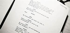 Screenplay Format Guide  Pdf   U00ab Writers U0026 39     Wonderhowto