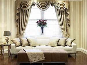 Curtains Interior Design Luxurious Living Room Curtains