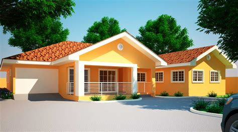 4 bed house plans house plans jonat 4 bedroom house plan in