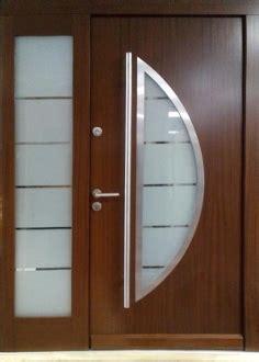 model       modern wood exterior door