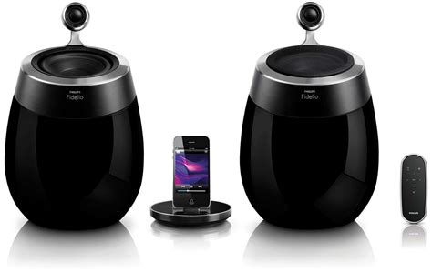 soundsphere speakers ds9800w 10 fidelio
