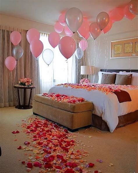 wedding night bedroom decoration ideas    dream