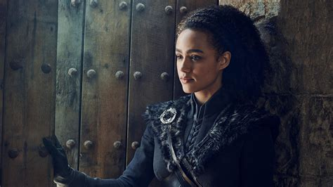 Missandei In Game Of Thrones Season 8 Wallpapers