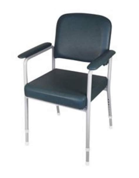 Physio Chair Base by Go For Utility Chair Lowback Seat 44cm Wide Low Price 327