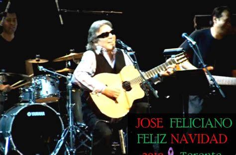 jose feliciano royalties from feliz navidad the arts junction feliz navidad music legend jose