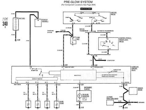 Glow Plug Relay Wiring Dieselbike