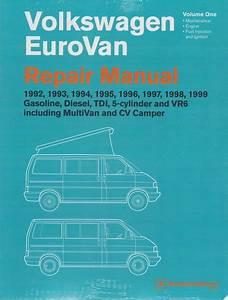1992 - 1999 Volkswagen Eurovan Factory Service Manual
