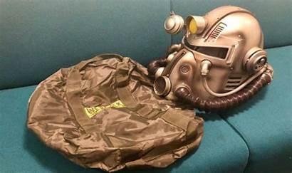 Fallout 76 Bag Canvas Power Armor Edition