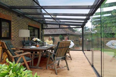 glass rooms uk stunning glass garden rooms  elegant