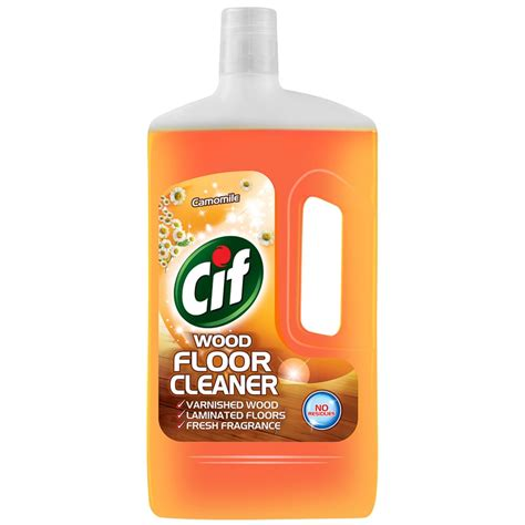 Carpet Cleaners Carpet Cleansing Essentials B M Cif Wood Floor Cleaner Camomile 1l 228710 B M