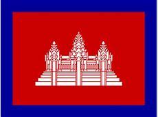 Cambodian Flag History