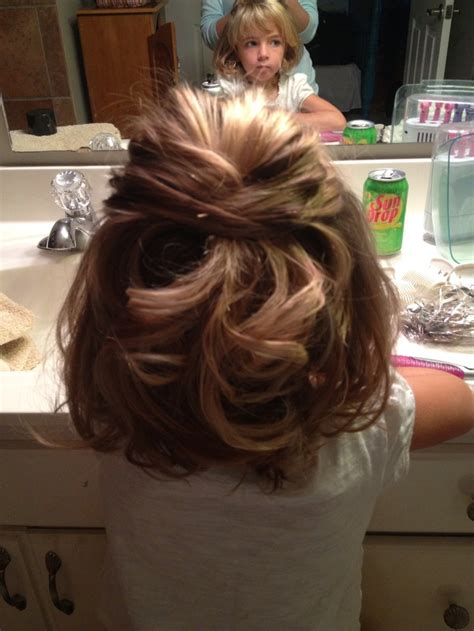 wedding hairstyles for little girls elle hairstyles