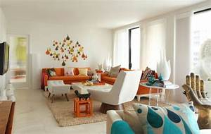 5 Ways To Help Create A 70's-Inspired Living Room
