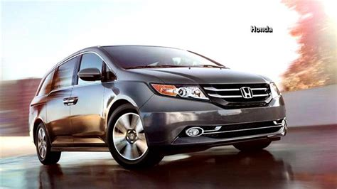 Honda Odyssey ranks as the least expensive vehicle to insure