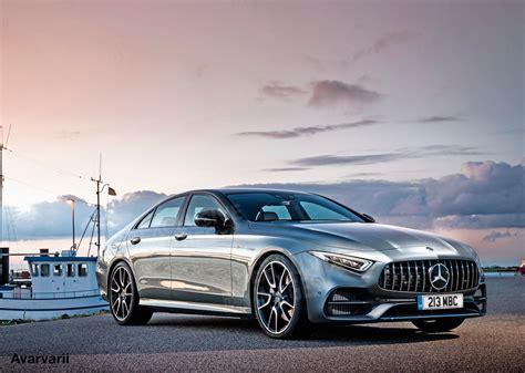 "New 2018 Mercedes Cls Heading In Bold ""james Bond"" Design"