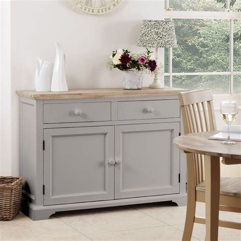 florence dove grey sideboard large kitchen cupboard