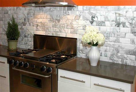wallpaper kitchen backsplash ideas peel and stick wallpaper backsplash siudy
