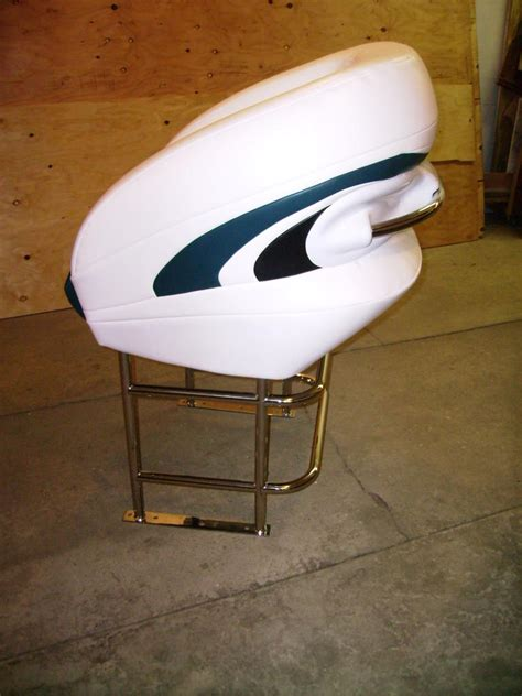 Boat Bolster Seat by Mcleod Bolster Seats Page 2 Offshoreonly